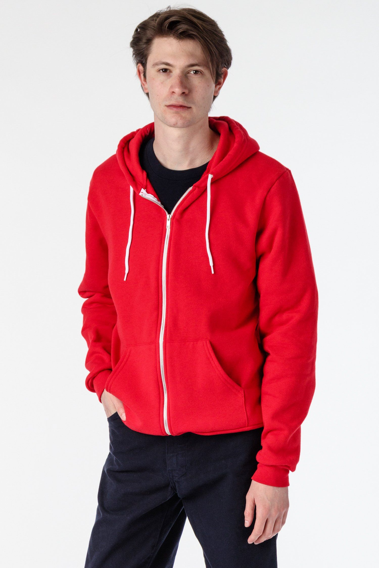F97 Flex Fleece Zip Up Hoodie Hoodies Zip Ups Mens Sweatshirts