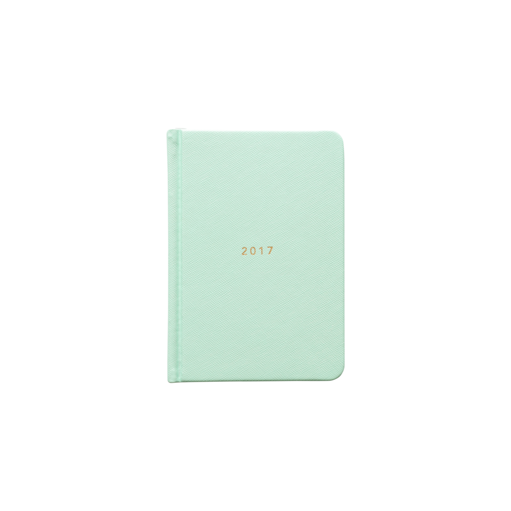 Goals Diary Hard Cover