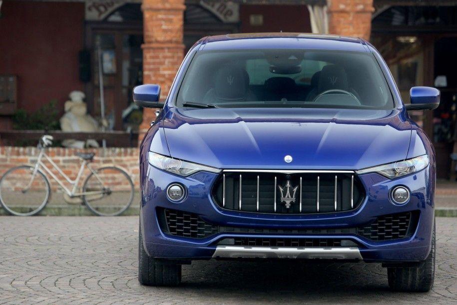 Photo of Maserati Le Levante