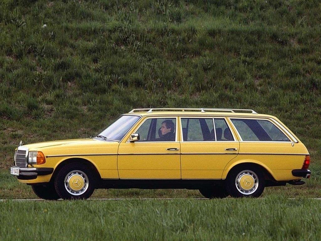 Mercedes Benz E Klasse T Modell Br S123 1978 86 Station Wagon Benz Daimler Benz