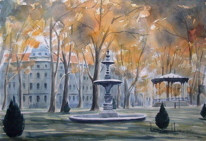 Josip Majic Slikar Art Painting Zagreb