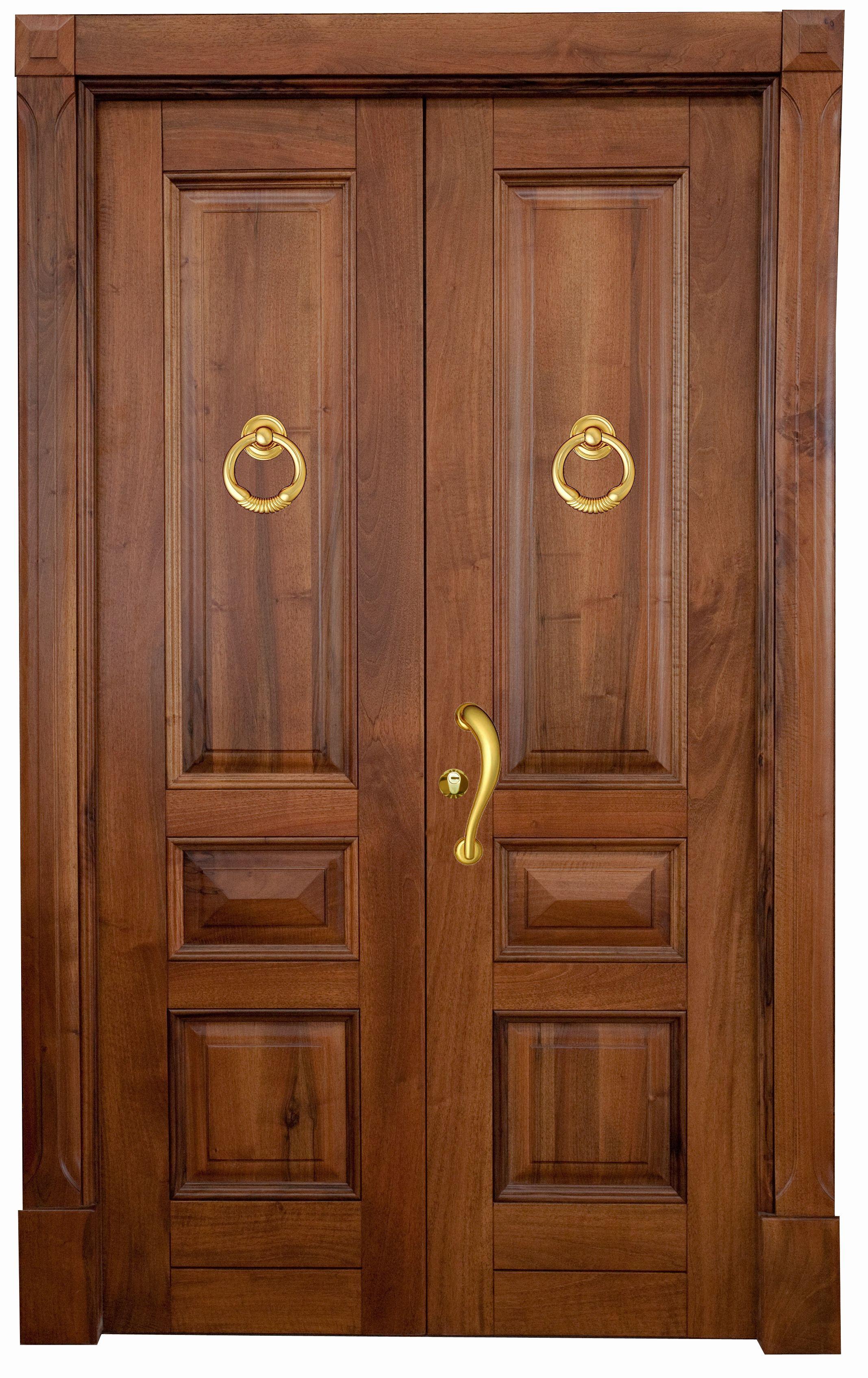 Exterior Luxury Doors In Massive Wooden Double Door Design Door Glass Design Wooden Doors