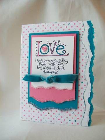 ssnotime18_LOVE_by_sparklegirl by sparklegirl - Cards and Paper Crafts at Splitcoaststampers Love Matters NEXT