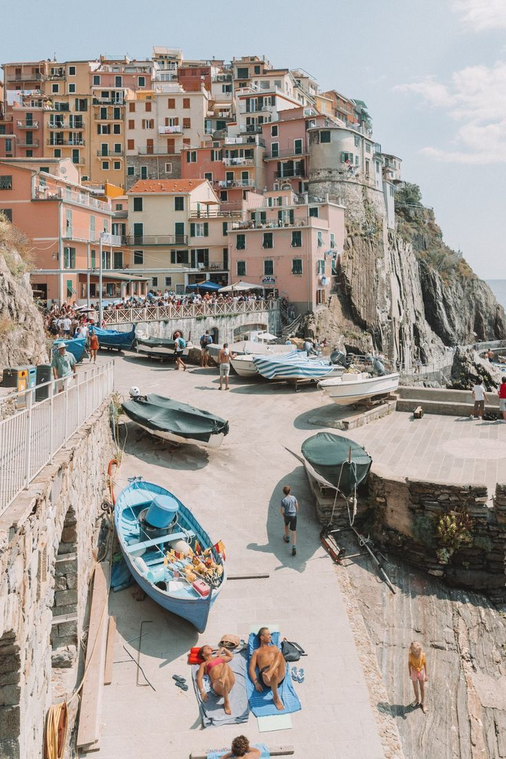 A Complete Guide To Cinque Terre, Italy | alexandra taylor