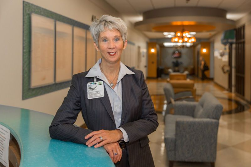New chief operating officer takes the reins at IRMC
