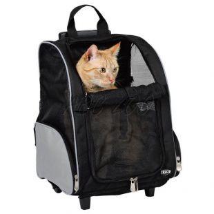 66b2896968 Taška na kolieskach pre psa alebo mačku - 36x27x50cm