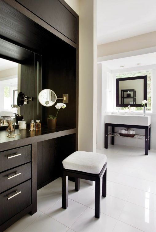 Built In Makeup Vanity Ideas Furniture Photos Hgtv