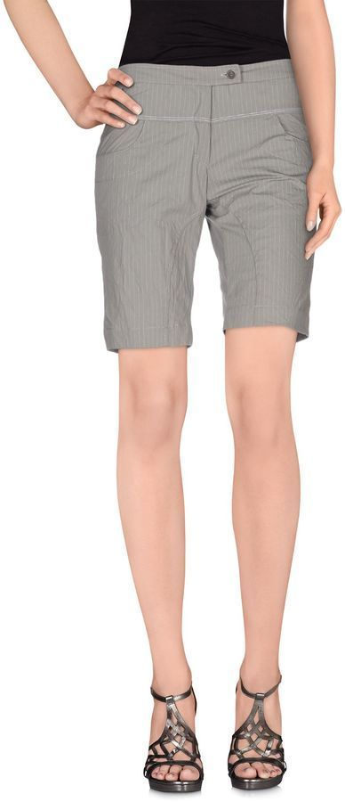 TROUSERS - Bermuda shorts Emisphere