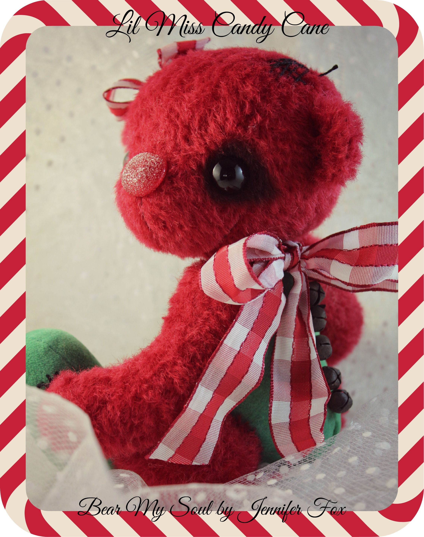Christmas - Candy Cane & Lil Holly - Custom