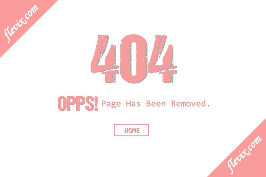 Free 404 Error Page Template Psd Page Template Templates Error Page