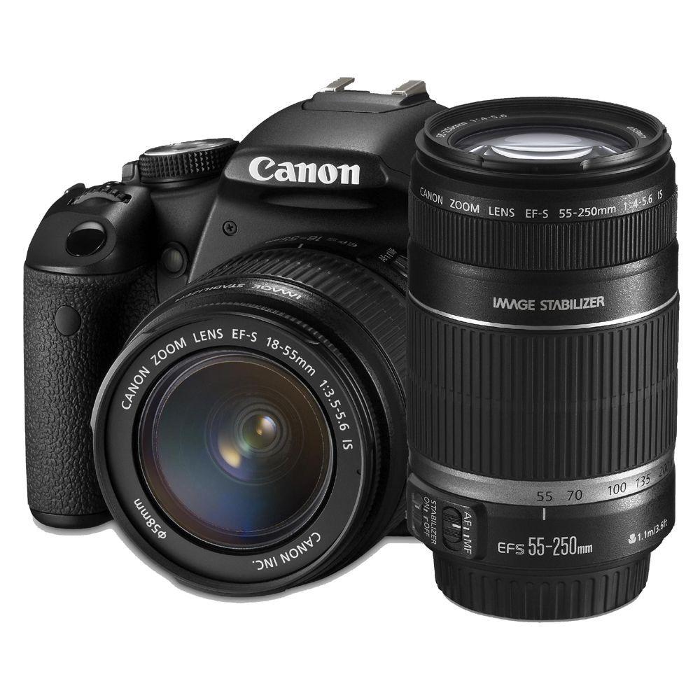 Superofferta Canon Eos 60d 18 55 Is 55 250 Is Mini Cavalletto A 795 Http Www Sanmarinophoto Com Page View Ph Digital Slr Camera Canon Eos Eos