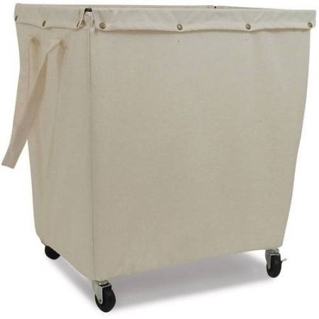 Pin By Michelle Reyman On Laundry Canvas Hamper Hamper Laundry