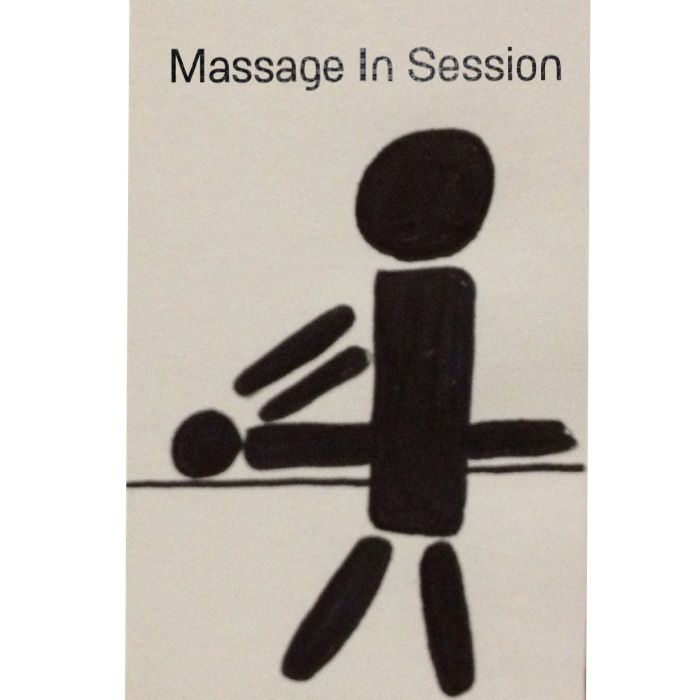 massage in session door hanger tecnicas de masaje pinterest