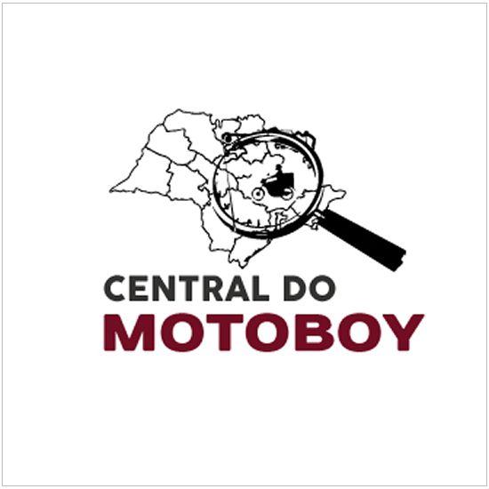 Criação de logotipo para Central do Motoboy