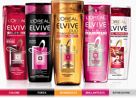Elvive Hair Care Keratin Oil Loreal
