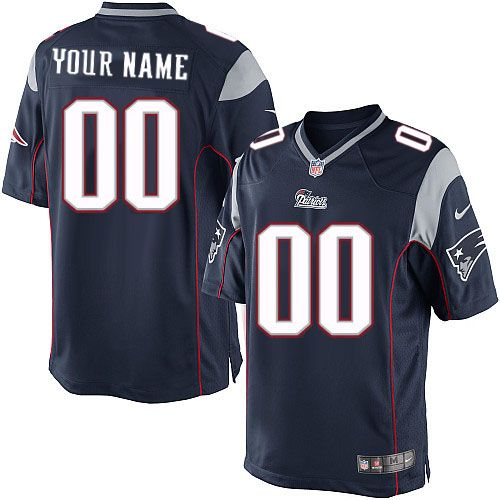 Mens Nike New England Patriots Customized Limited Navy Blue Team Color Nfl Jersey Jersey Patriots New England Patriots Nfl New England Patriots
