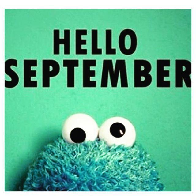 #AidaYespica Aida Yespica: Hola septiembre!! .