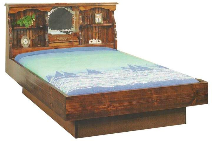 Alwyn Home Sherrill 49 Hard Side Waterbed Mattress Water Bed Water Bed Mattress Outdoor Bedroom