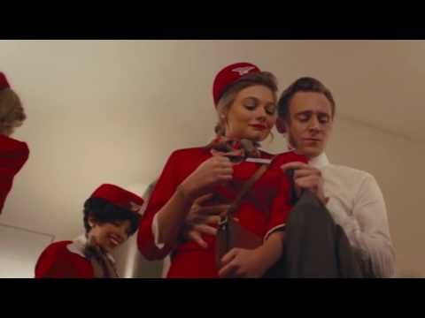 tom hiddleston & sam rockwell dance - place with no name