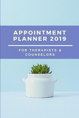 Pdf Download Appointment Planner 2019 For Therapists