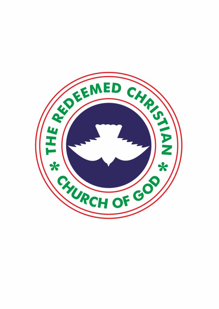 Rccg Logo Sticker Redemption Store
