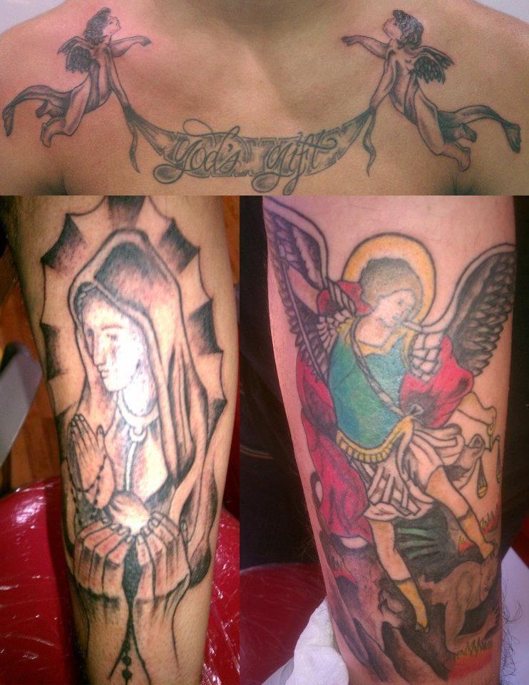 Tattoos By Dutchess Lattimore Full Body Tattoo Tattoos Tattoo Parlors