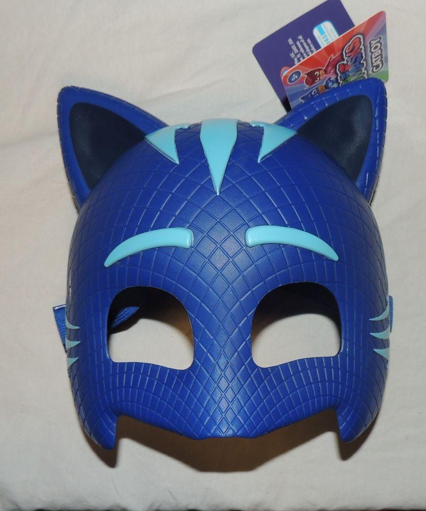 New PJ Masks Catboy Mask Dressup Halloween Costume Disney ...