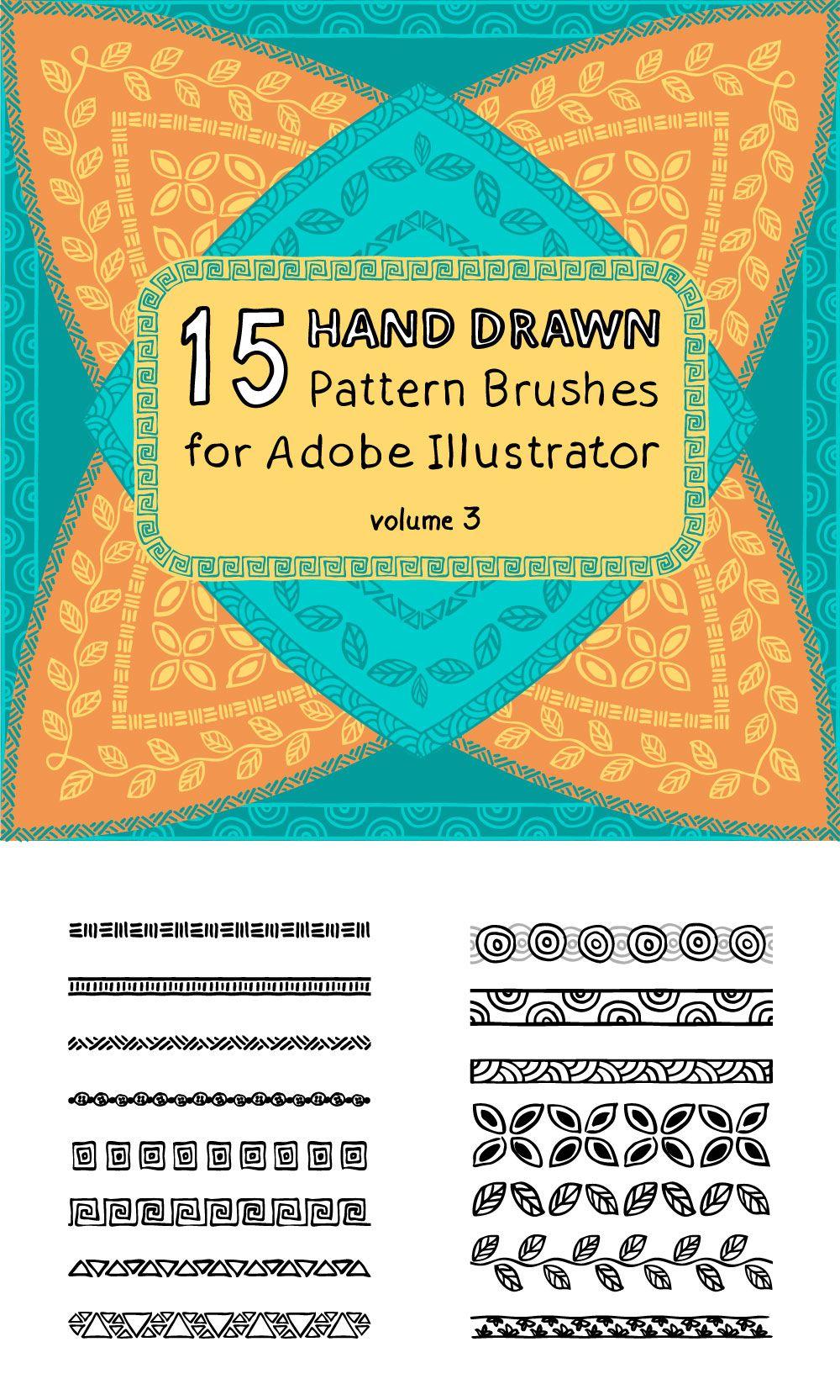 illustrator pattern brushes download