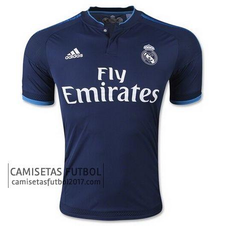 Tercera camiseta de tailandia Real Madrid 2015 2016  06233280107b1