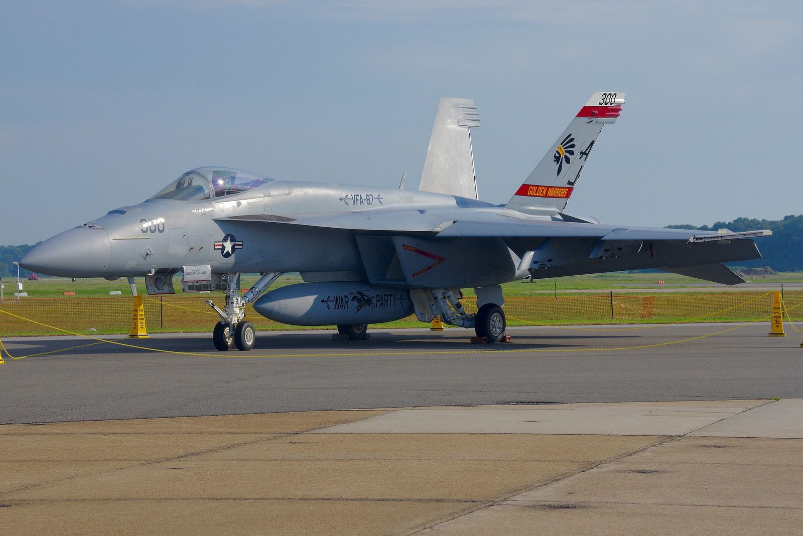 168910 F/A18E VFA87 AJ300 Fighter jets, Aircraft, Air