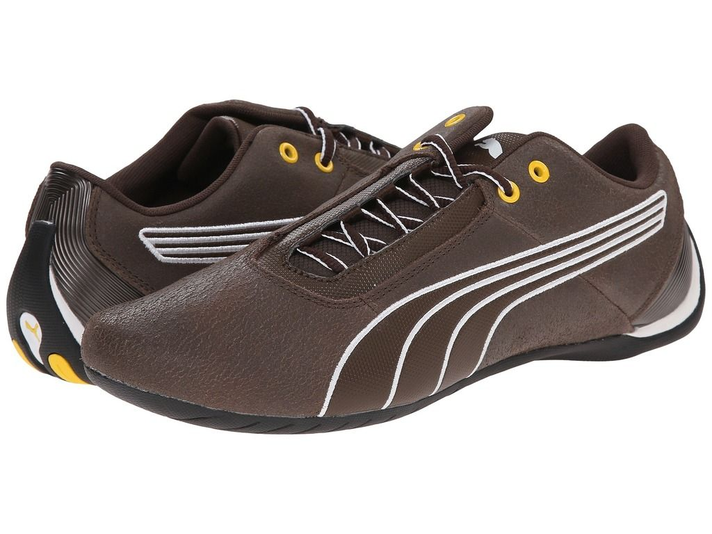 Oferta Tenis Puma Future Cat S1 Leather Piel 100% Originales - $ 1,549.00
