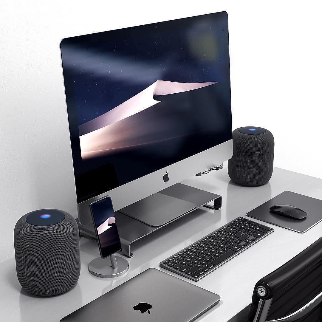 Deskdsign Un Bureau Agreable C Est Important Pour Travailler Avec Productivite Sur Le Web Affiliation Entrepreneur Ent Bureau Imac Bureau De Jeu Bureau Apple