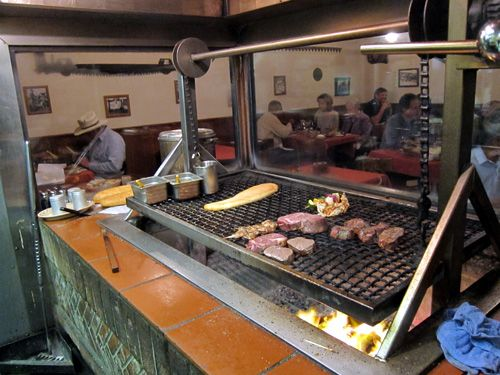 The Santa Maria Style Of Barbecue Open Flame Grilling