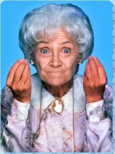 56f1dadd15cd SOPHIA FROM THE GOLDEN GIRLS   The Golden Girls   Golden girls ...