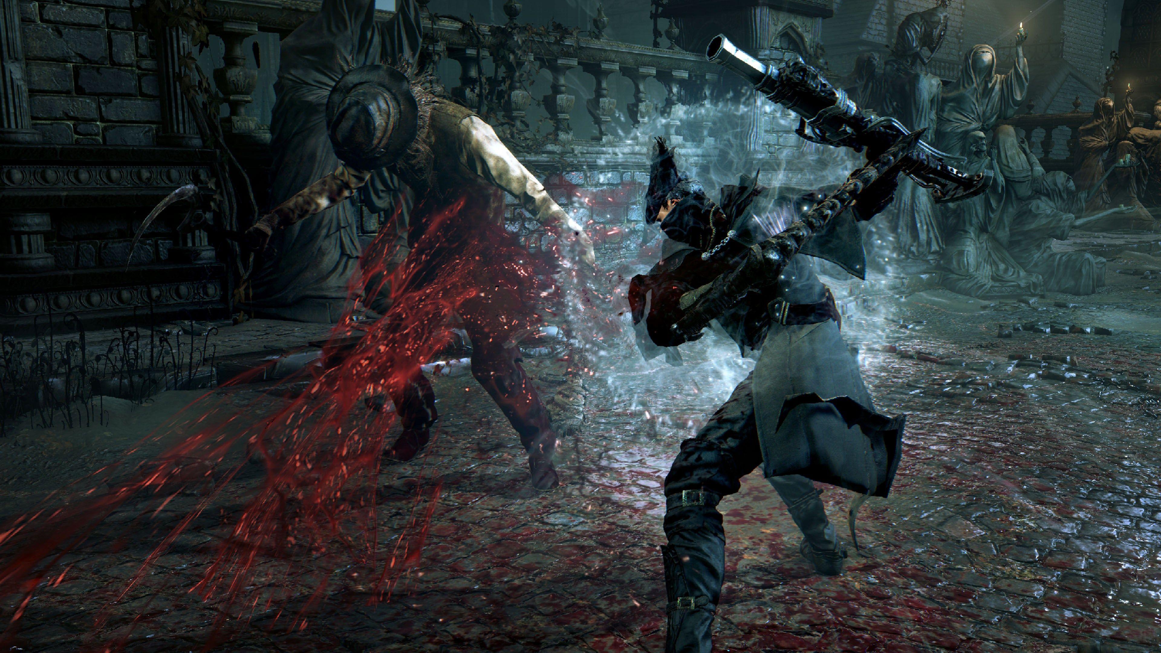 Image For Desktop Bloodborne Bloodborne Ps4 Exclusives Bloodborne Ps4