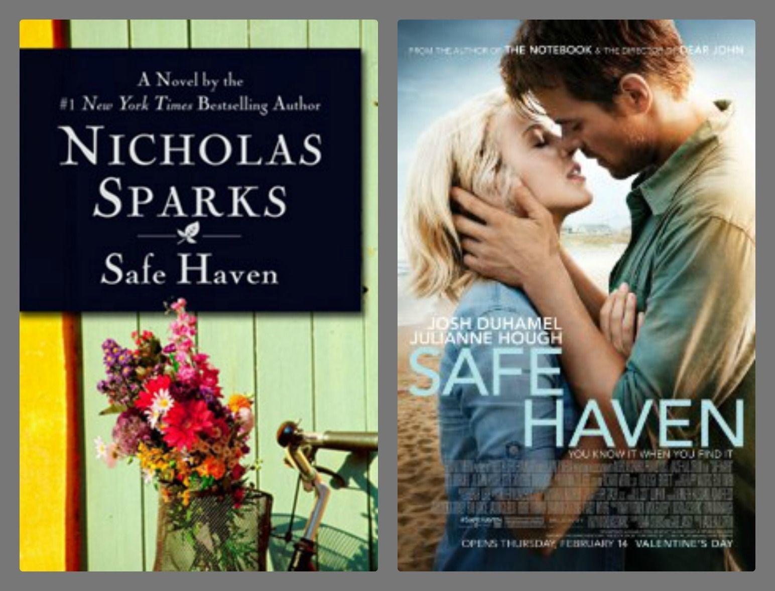 safe haven nicholas sparks read online