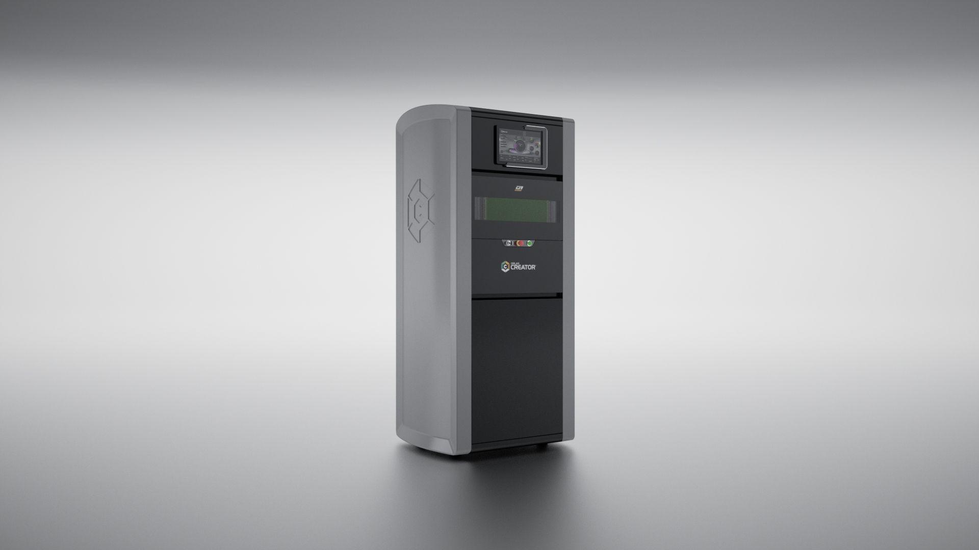 COLORMAN E-LINE   Industrial Machines Design   Pinterest