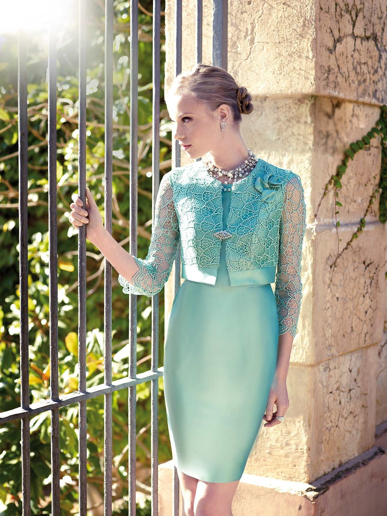 90103 (Vestido de Madrina). Diseñador: Carla Ruiz. ... | vestidos ...