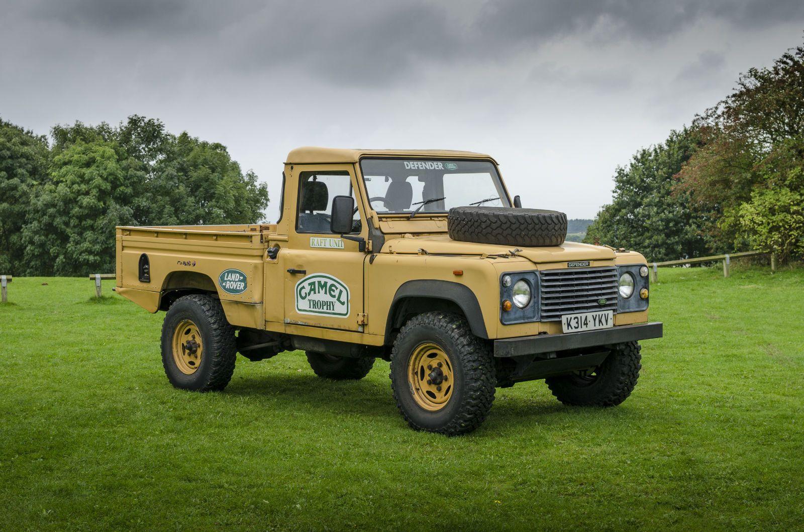 Pin En Land Rover