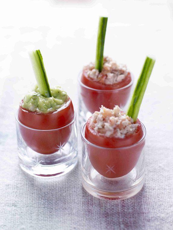 Recette aperitif noel pinterest