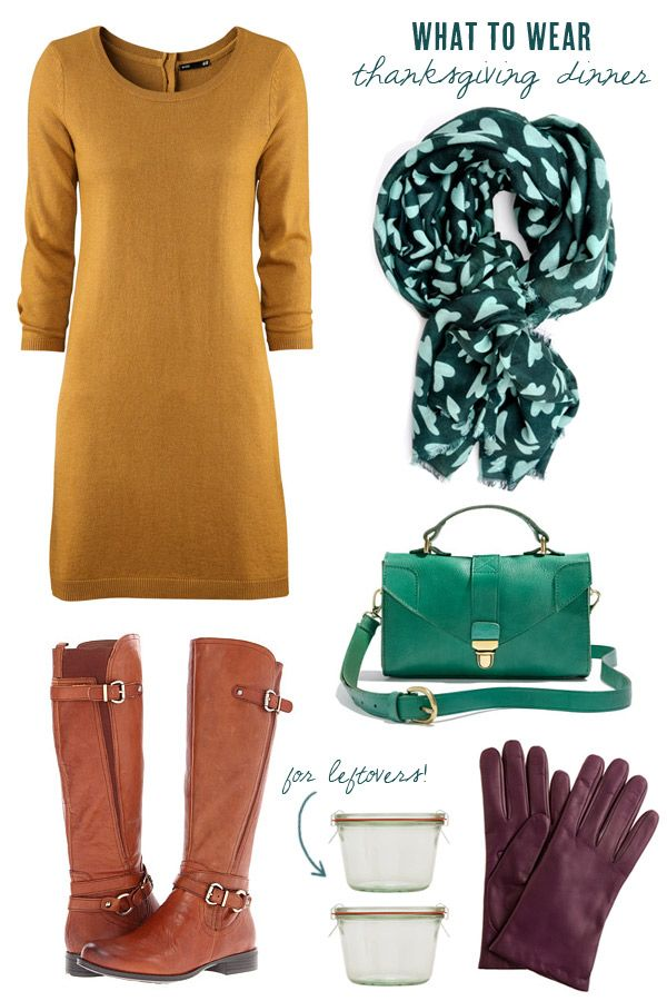 70e6b1a13c753 What To Wear: Thanksgiving Dinner | Fall Style | Fashion, How to ...
