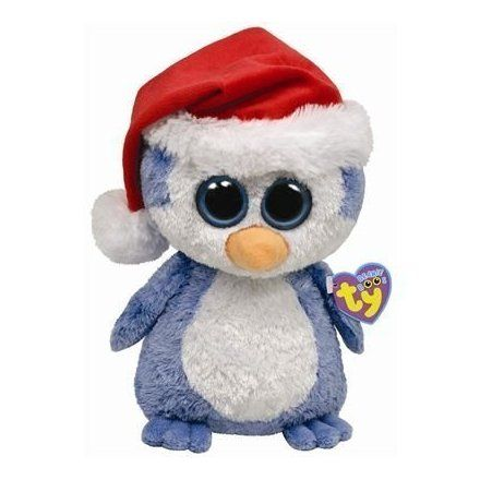 1477e92ed2e Christmas penguin Big Eyed Stuffed Animals