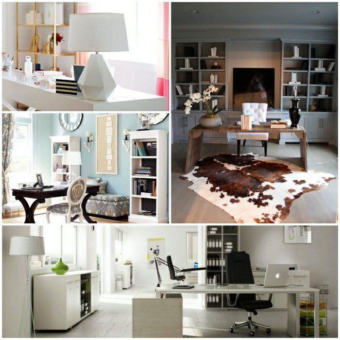 zimmergestaltung einreichtung ideen büroeinrichtung | wohnideen, Innenarchitektur ideen