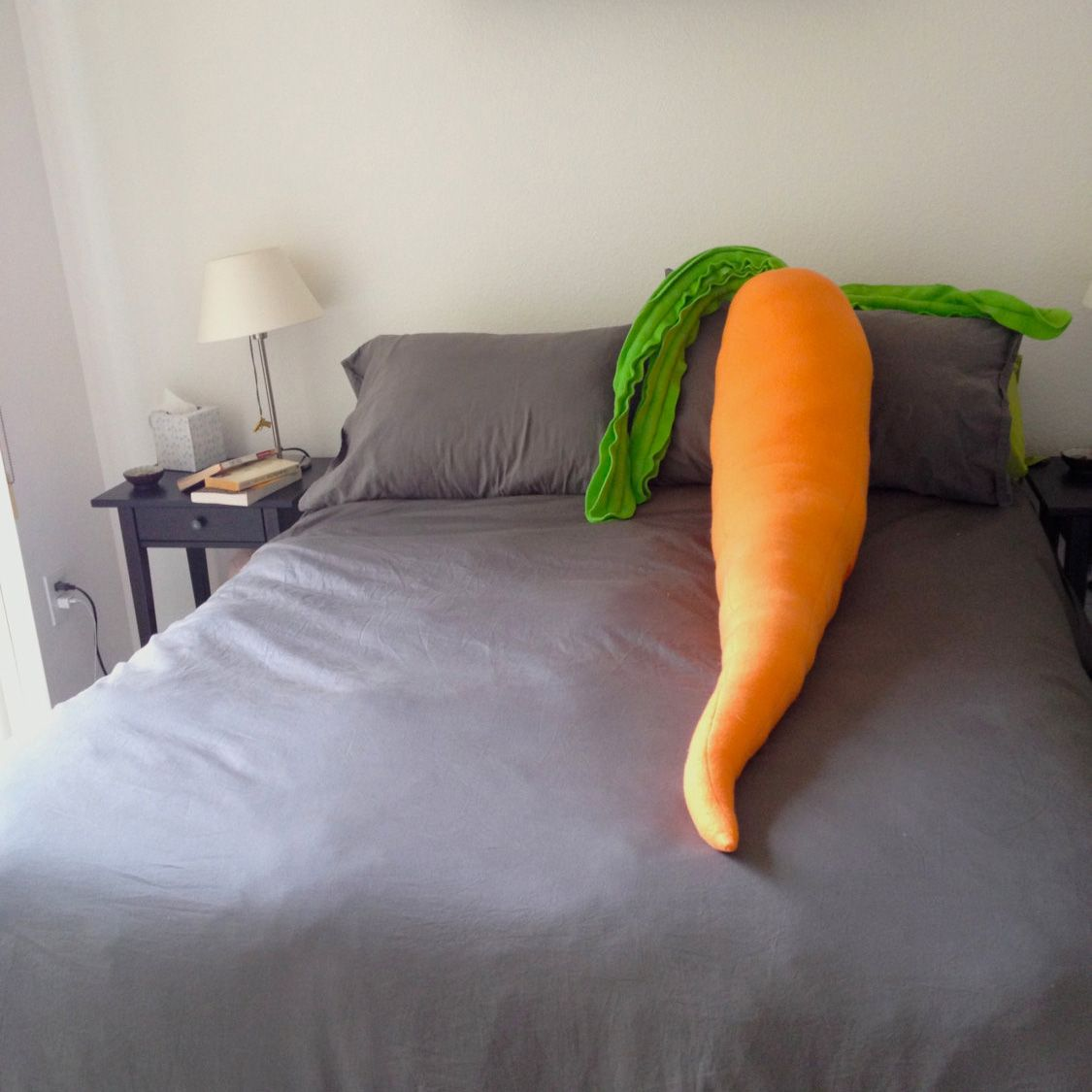 Giant Carrot Body Pillow | Carrots, Pillows and Bodies