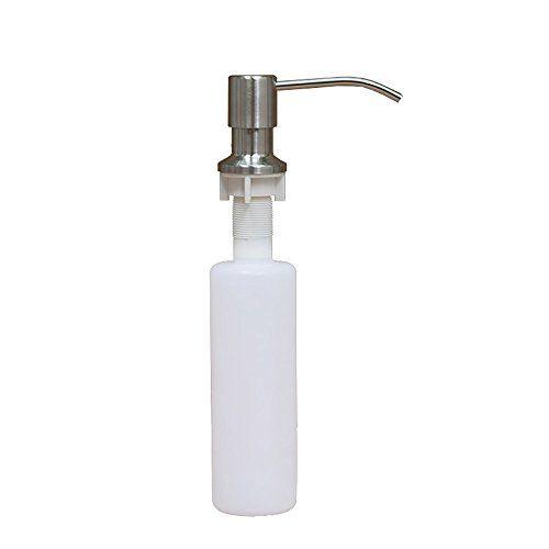 Buildin Kitchen Sink Soap Dispenser Arktek Stainless Steel