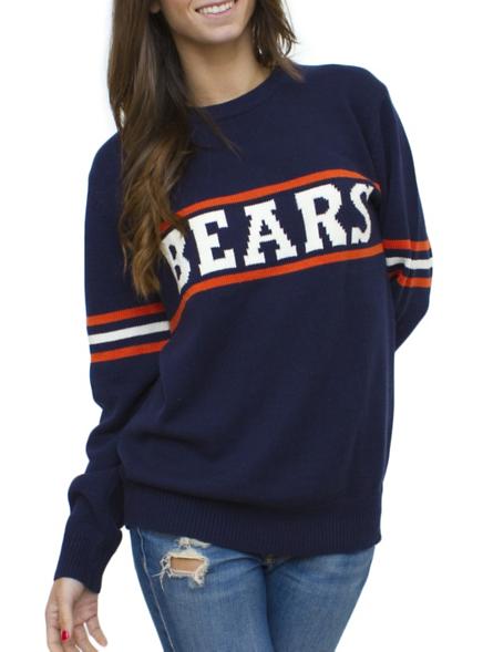 NFL Chicago Bears Unisex Throwback