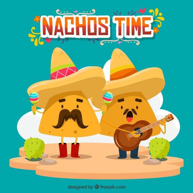 30+ National Nacho Day Clipart