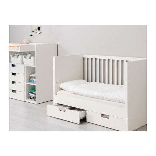 STUVA Cuna+cajones - IKEA | Cunas con cajones | Pinterest | cajones ...