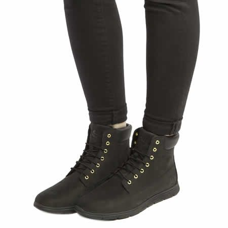 Timberland Damen Boots A18WI Killington 6 in Boot Schwarz US