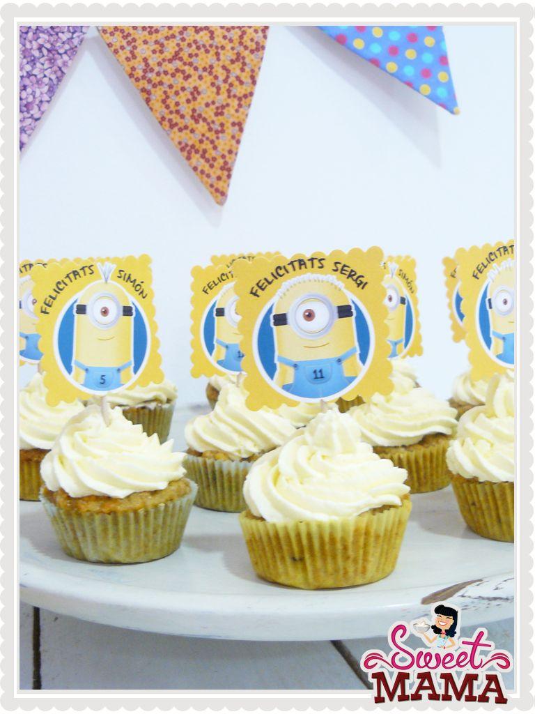 cupcake minions - Buscar con Google